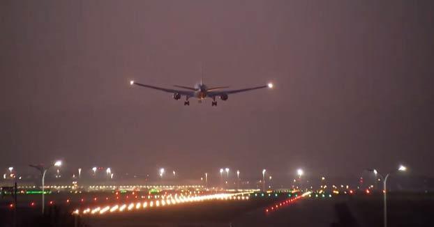 Aterriza sin incidentes el avión de Air Canada que tenía problemas técnicos