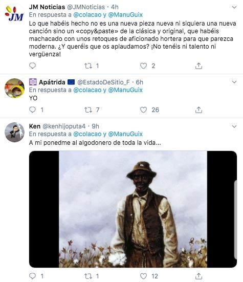 ColaCao presenta su nueva canción y la gente no reacciona muy bien en Twitter...
