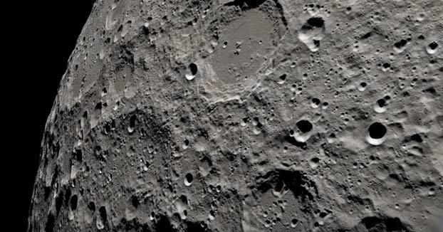 Vistas de la Luna del Apolo 13 en 4K