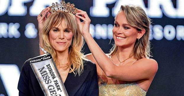 Leonie Charlotte von Hase, nueva Miss Alemania: 35 años, madre y empresaria
