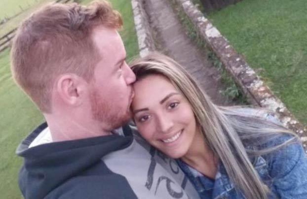 Besó en pleno juicio a su ex que intentó matarla con 5 disparos: ''Lo perdoné porque lo amo''