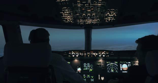 Air Canada: Así se enfrenta un piloto a una crisis en vuelo