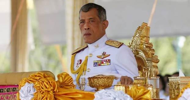 El rey de Tailandia se aísla en un lujoso hotel de los Alpes con un harén de 20 mujeres