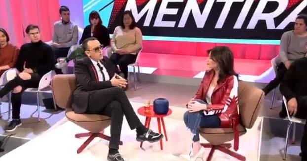 La broma de Risto Mejide en directo el 2 de marzo: ''Hemos invitado a una persona que tiene coronavirus al programa''