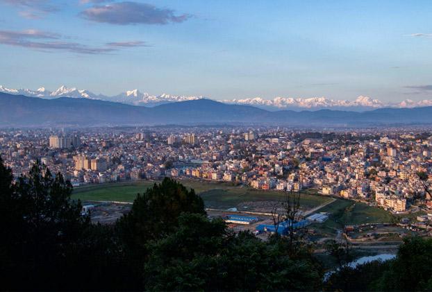 Cuando el aire está limpio. Fotografías del Valle de Katmandú sin contaminación por la cuarentena del coronavirus