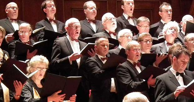 102 cantantes de los 130 cantantes del Coro de Amsterdam infectados después de un concierto