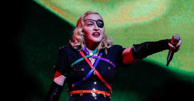 Madonna afirma que tiene anticuerpos y desea ''respirar aire con covid-19''