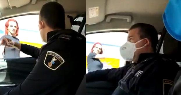 Agentes de Policía Local de un municipio valenciano se graban humillando a una persona transexual