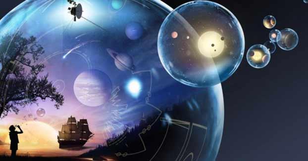Científicos de la NASA hallan evidencias de que pueda existir un universo paralelo donde el tiempo va hacia atrás