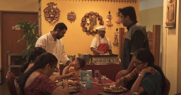 En este restaurante buffet indio puedes comer lo que quieras y pagas lo que deseas