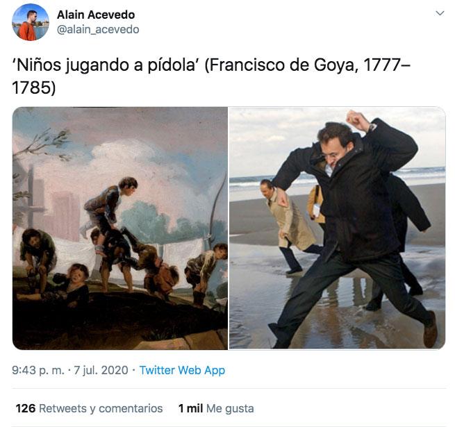 Recopilación de imágenes de Mariano Rajoy como personaje de cuadros