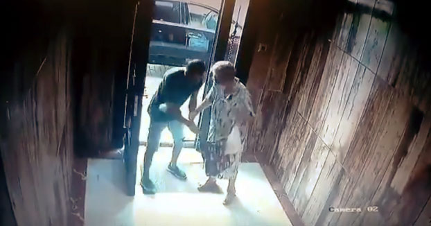 La policía detiene al ladrón que propinó un codazo en la cara a una anciana en Valencia