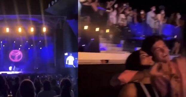 """Taburete, en su concierto en Starlite de Marbella: """"Ni una puta mascarilla"""""""