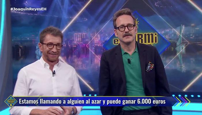 Cuelga la llamada de 'El Hormiguero' y rechaza los 6.000 euros: ''No me gusta el programa y no quiero tanto dinero''