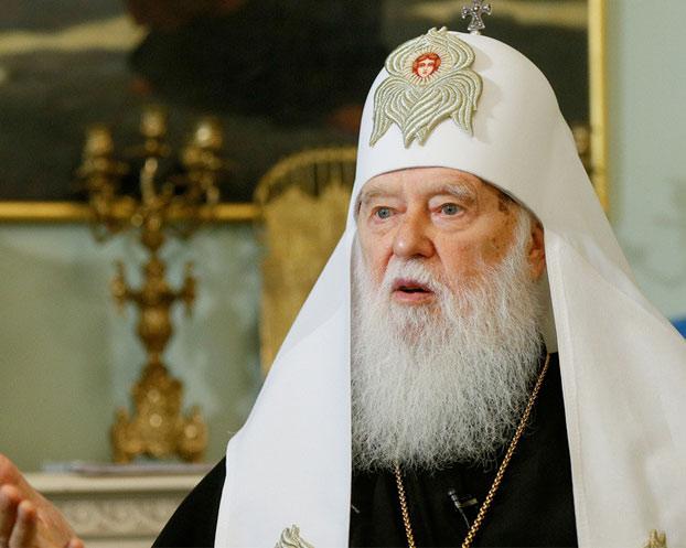 El líder de la Iglesia ortodoxa ucraniana que culpó de la pandemia a los homosexuales, ha dado positivo en Covid