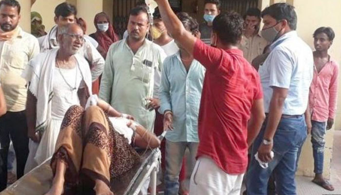Un hombre raja con una hoz el viente de su mujer embarazada ''para conocer el sexo del bebé'' en la India