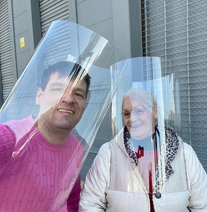 'Tubo Respira Bien', un invento argentino para protegerse del Coronavirus