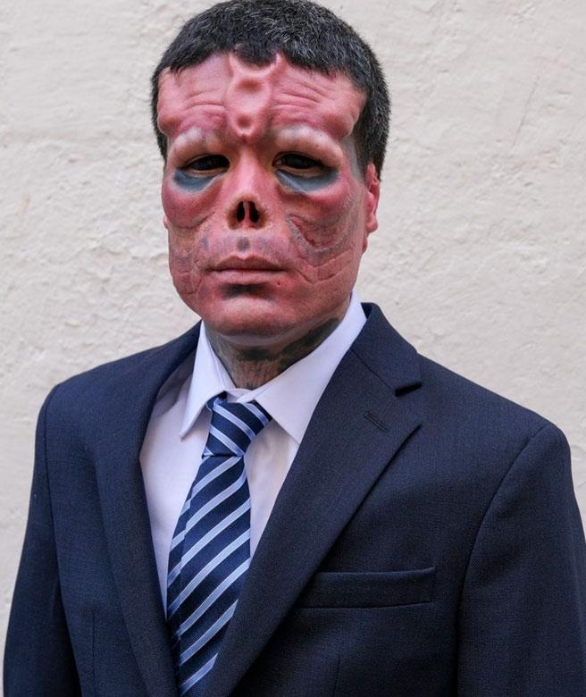 Red Skull, el archienemigo de Capitán América, vive y trabaja en Ourense
