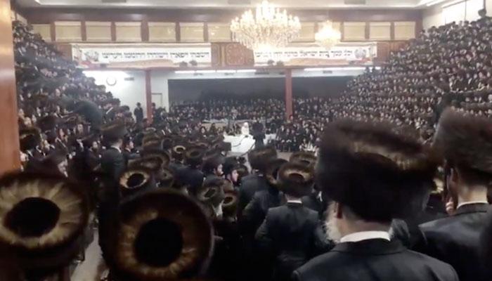 Un boda secreta con 7.000 invitados saltándose las medidas Covid desata la polémica tras filtrarse los vídeos