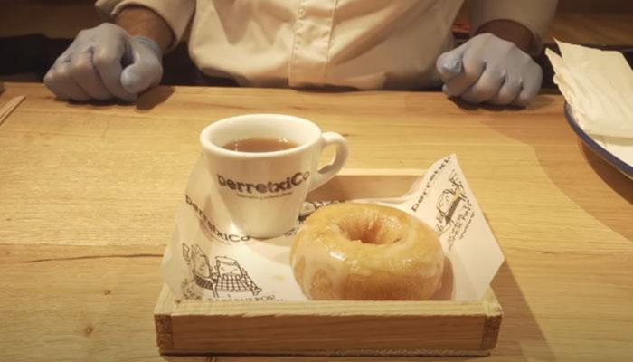 El primer donut de cocido de la historia