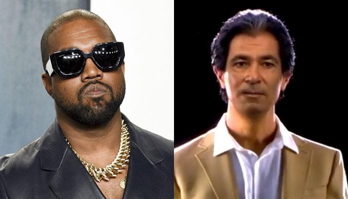 """Kanye West le regala a Kim Kardashian un holograma de su padre para decirle que se casó con el """"hombre más genial del mundo"""""""