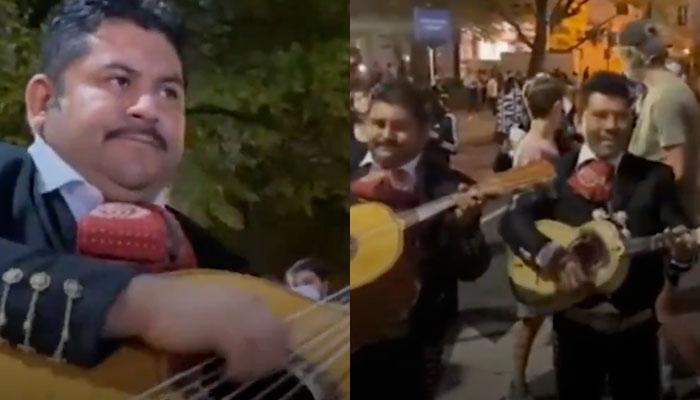 Forocoches envía a un grupo de Mariachis a la Casa Blanca para despedir a Trump