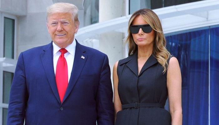 """Melania Trump """"cuenta los minutos para divorciarse"""", según su ex asistente"""