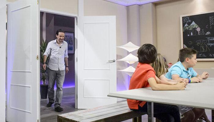 Usan una foto de Pablo Iglesias para vender una alarma antirrobo en AliExpress