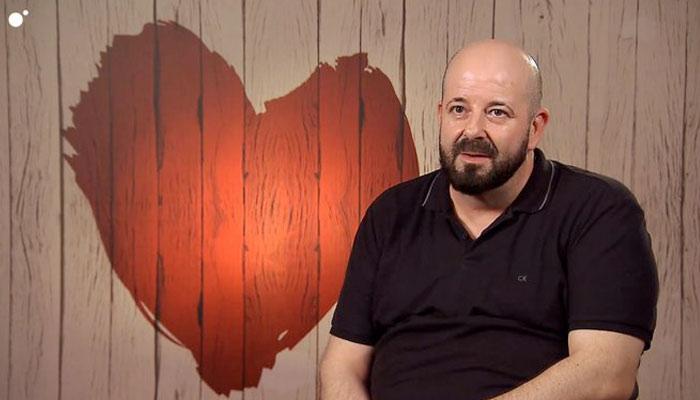 Pedro Fernando, en 'First dates': ''Mi pareja ideal sería Santiago Abascal''