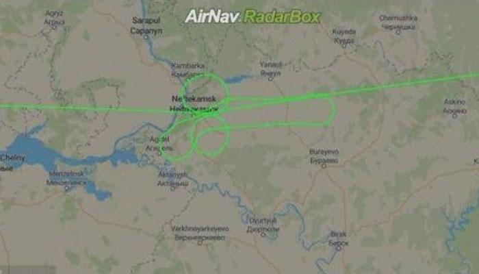 Sancionan a dos pilotos por desviarse de la ruta para dibujar un pene en el cielo con un Boeing 737