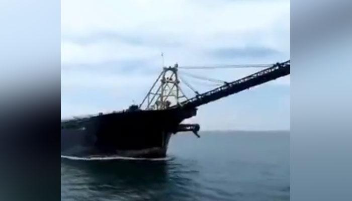 Un petrolero con marineros rusos y ucranianos fue atacado por piratas en el Golfo de Guinea