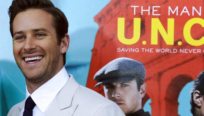 Acusan al actor Armie Hammer de caníbal: ''Quería romperme una costilla y comérsela''