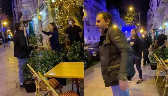 Un individuo se encara con la dueña del restaurante 'El Velazquez 17' de Madrid y la insulta por ser venezolana