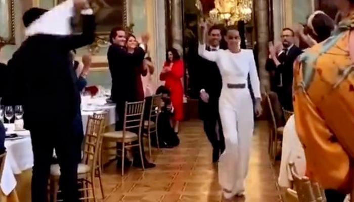 La Comunidad de Madrid abre una investigación de la boda sin mascarillas ni distancia en el Casino