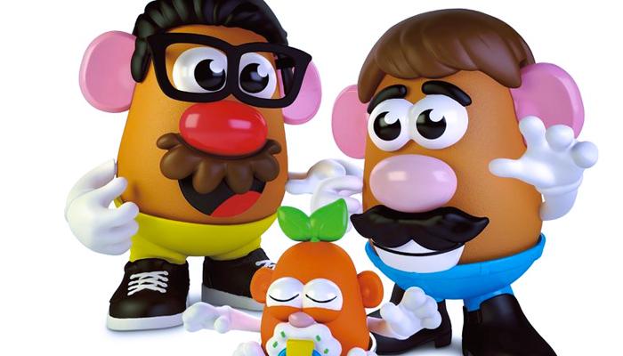 El famoso juguete 'Mr. Potato' dejará de ser un 'señor' y pasará a tener género neutro