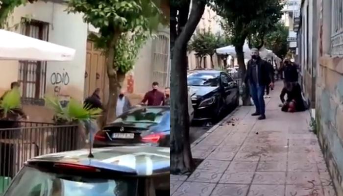 Dos policías nacionales pegan a un hombre y su hija, menor de edad, en Linares. Ya han sido detenidos [Vídeos]