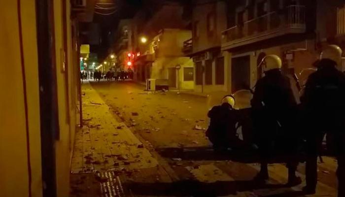 El juez decreta prisión para los policías de Linares implicados en la pelea