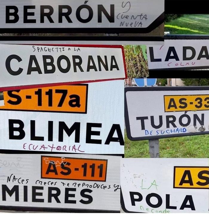 Hay alguien en Asturias que es muy ingenioso y se aburre mucho