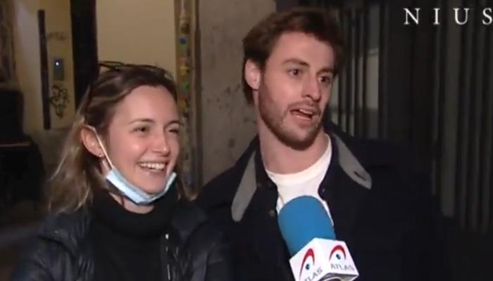 Una noche por el centro de Madrid: ''Todo París se viene aquí''