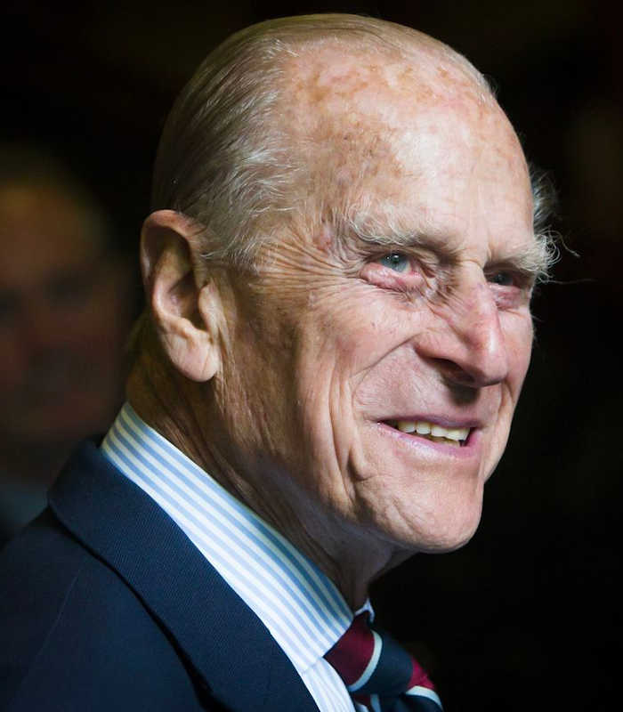 Muere el duque de Edimburgo a los 99 años de edad