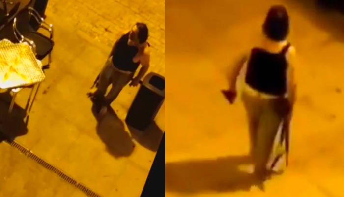 Detienen a un hombre por amenazar a varios vecinos con un kalashnikov y una pistola cargados en Cee, A Coruña