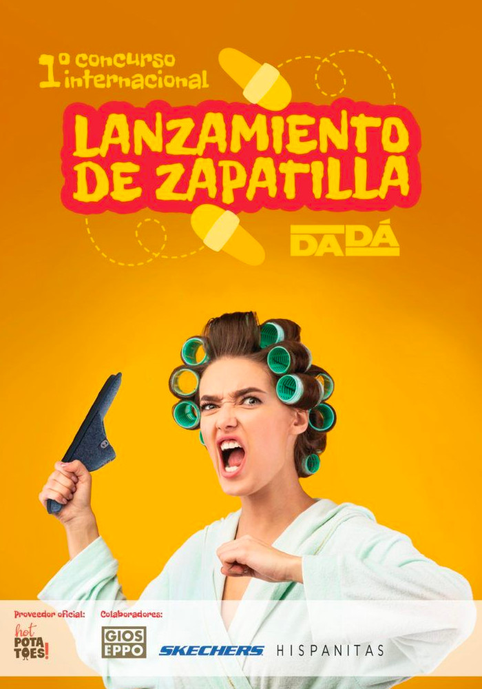 """Desafío total en Vigo: primer concurso de lanzamiento de zapatilla al """"estilo madre"""""""