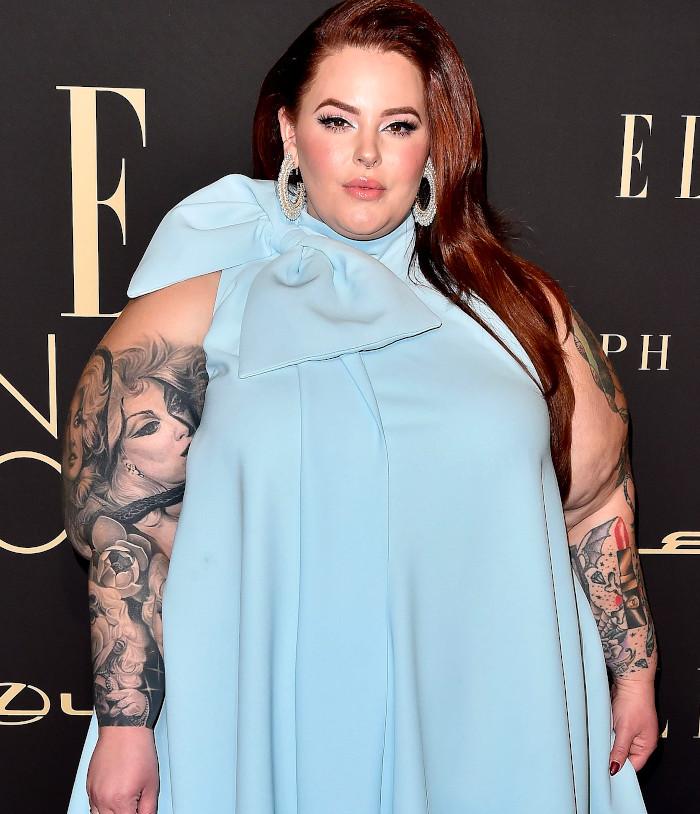 La modelo de talla grande Tess Holliday confiesa que sufre de anorexia
