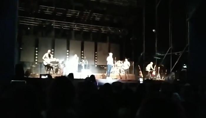 Suspendido un concierto de Sergio Dalma en Murcia por animar a saltarse las normas sanitarias