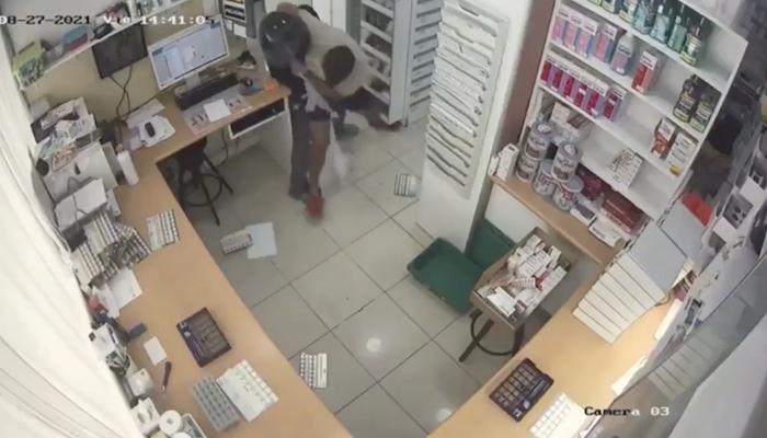 Detenido el atracador que asestó 30 puñaladas a un farmacéutico en Barcelona