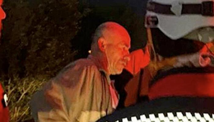 Un hombre borracho, dado por desaparecido, participa en su propia búsqueda