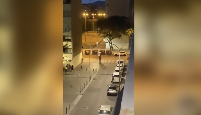 Barrio de la Mina, Barcelona: Tiroteo entre clanes en plena calle